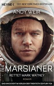 """51XedAJig4L SX313 BO1204203200 -189x300 in """"Der Marsianer: Rettet Mark Watney"""" – ein Überlebenskampf in fremden Welten"""